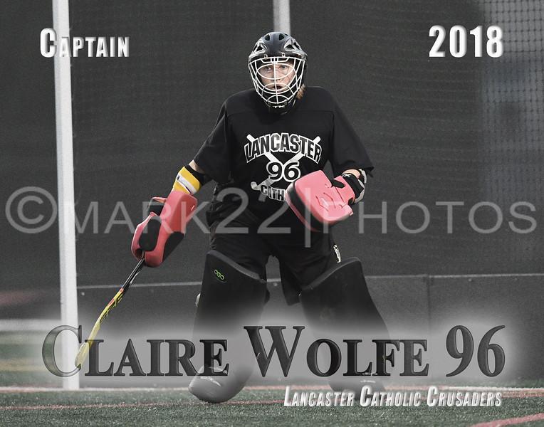 2018 Northern Lebanon at Lancaster Catholic Field Hockey