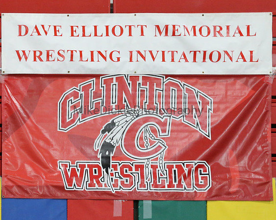 Clinton Wrestling Tournament