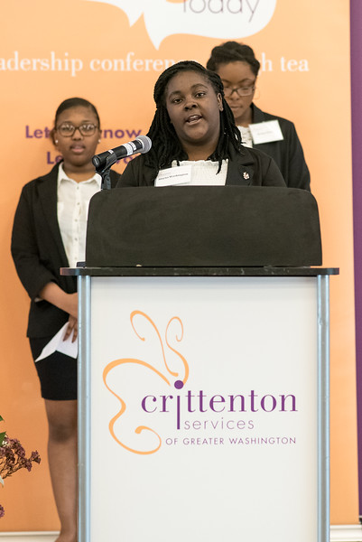 Crittenton Teen, Alayna, 11th Grade, shares more about the Leadership Summit (April 20th-22nd).