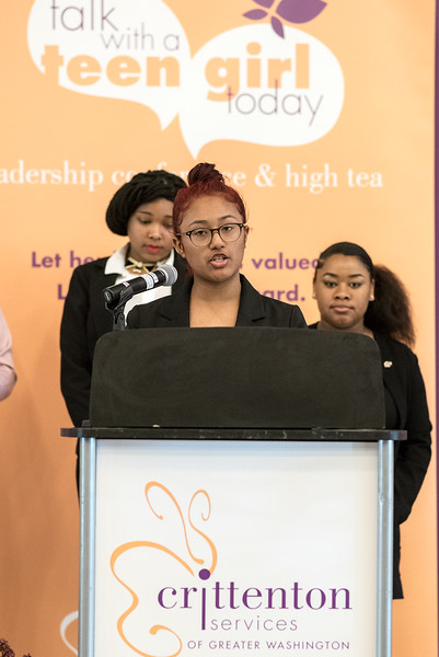 Crittenton Teen, Ingris, 9th Grade, talks about Crittenton's SNEAKERS program