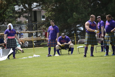 Around the 2018 Alma Highland Festival and Games