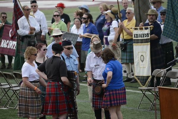 2018 Highland Festival Opening Ceremony