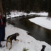 Snowshoeing at Hell's Crossing <br /> William O. Douglas Wilderness <br /> Chinook Pass