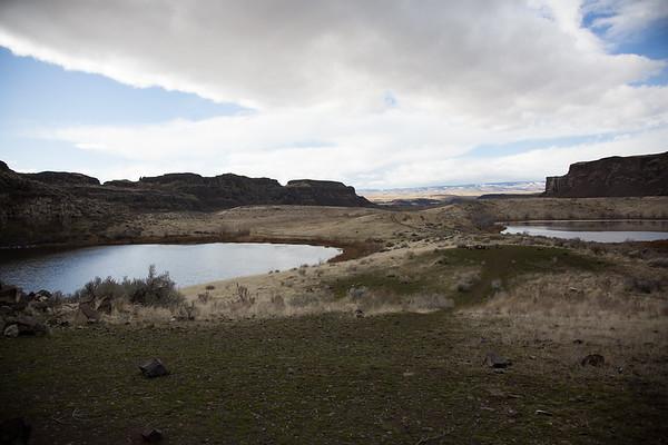 2018-02-04 Hiking at Ancient Lakes
