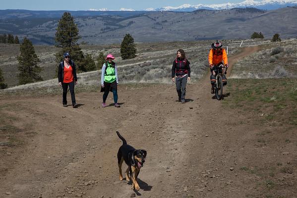 2018-04-22 Hiking in the Wenas: Black Canyon & Umtanum Ridge
