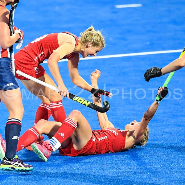 USA vs. England Pool Play World Cup