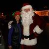 Carol and Santa Claus