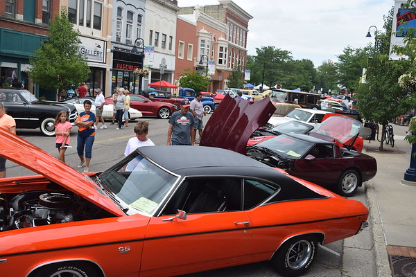 """2018 """"Home Builders Thunder"""" car show in Mt. Pleasant"""