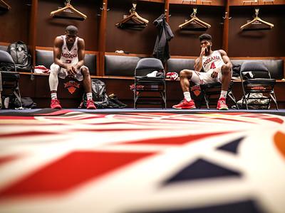 New York, NY - 2018.03.02 - Men's Basketball vs. Rutgers