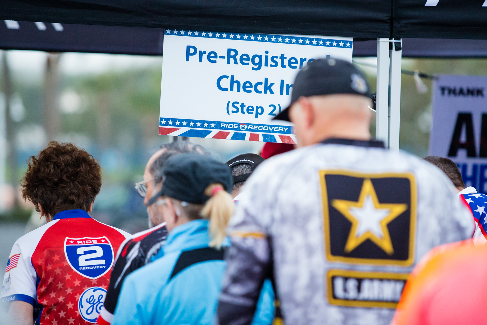Cyclists attend the 2018 Honor Ride Florida in St. Petersburg, Fl. Project Hero, a 501(c)3 non-profit organization, is dedicated to helping veterans and first responders affected by PTSD, TBI, illness, and injury achieve rehabilitation, recovery and resilience in their daily lives. Photo by Mary Holt