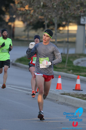 2018 Houston Marathon Social