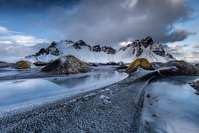 ICELAND, VESTRAHORN - 6429