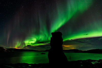 ICELAND, NORTHERN LIGHTS-5868