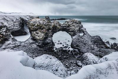 ICELAND, ARNASTAPI-5507