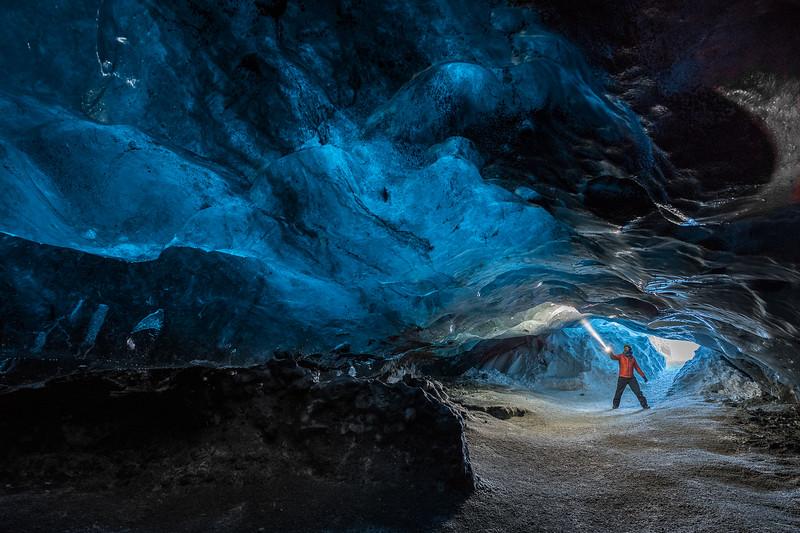 ICELAND, ICE CAVE-6644
