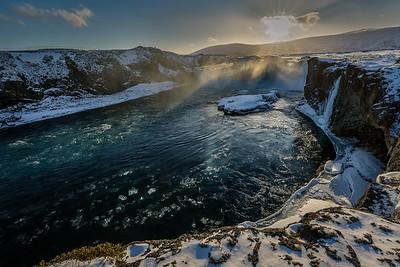 ICELAND, GODAFOSS-5655