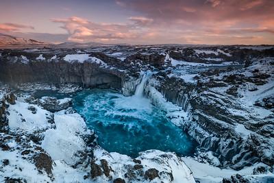 ICELAND, ALDEYJARFOSS-5778