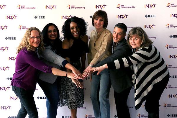 Randi Sumner, Alicia Varughese, Judith Williams, Kelly Hoey, Dillan DiGiovanni, and Mary Ward Callan
