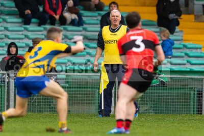 20181104224 – AIB GAA Munster Senior Football Championship Quarter-Final Adare vs The Nire