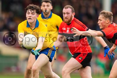 20181104213 – AIB GAA Munster Senior Football Championship Quarter-Final Adare vs The Nire