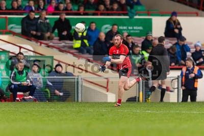 20181104223 – AIB GAA Munster Senior Football Championship Quarter-Final Adare vs The Nire