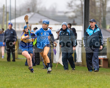 20180218011 – All Ireland Intermediate Camogie League Tipperary v Dublin