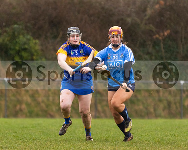 20180218006 – All Ireland Intermediate Camogie League Tipperary v Dublin