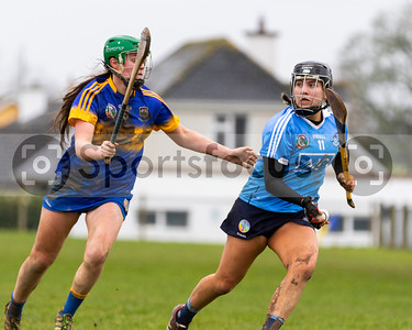 20180218021 – All Ireland Intermediate Camogie League Tipperary v Dublin