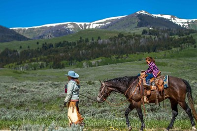 2018 Ruby Dell Ranch Cattle Drive - Day 5