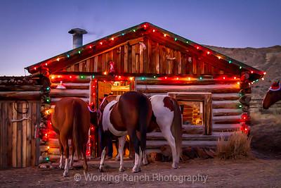 2018 Z Bar T Ranch Christmas