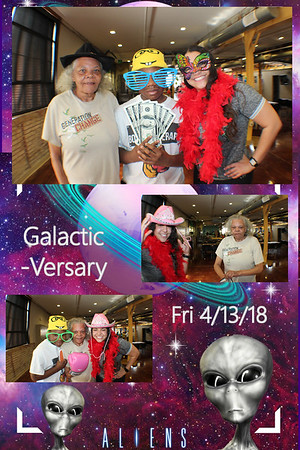 2018 - Independence Center Galaxy-versary