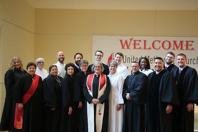 Pre-Ordination and Commissioning Service - Saturday, June 9