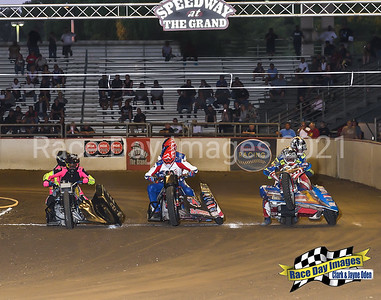 06.13.2018 ~ Speedway & Extreme Sidecars - Industry Racing