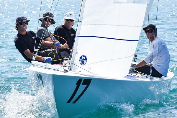 2018 International Etchells North American Championship