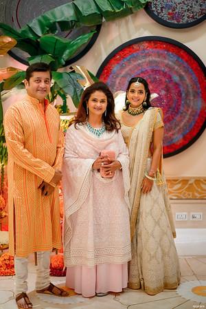 4. Patrika Lakhwanu | Family & Friends