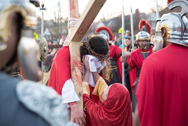 2018 Vía Crucis en Vivo