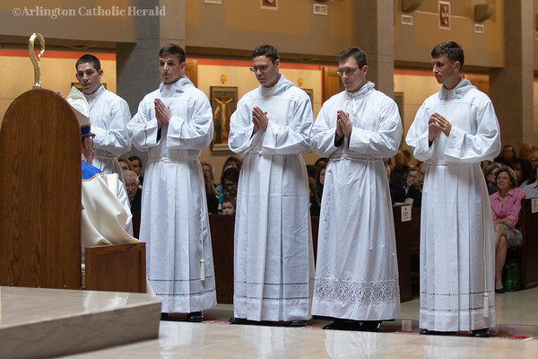 Diaconate Ordination 2018