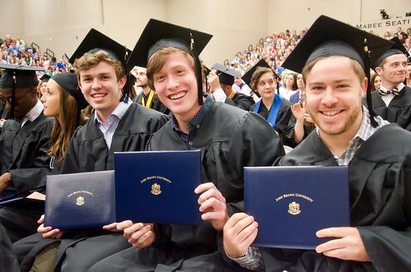 2018 JBU Spring Graduation