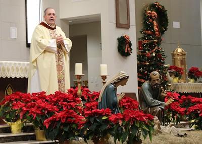 2018 Jan 7  Epiphany Mass