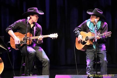 Corb Lund & Ian Tyson at Jube 107