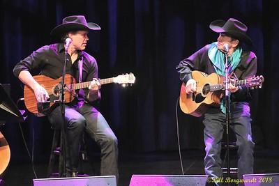 Corb Lund & Ian Tyson at Jube 108