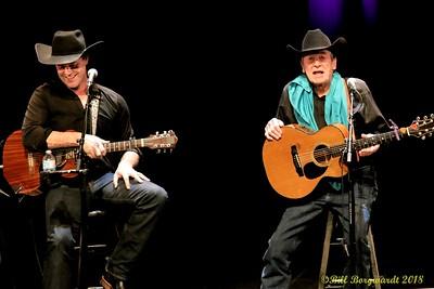 Corb Lund & Ian Tyson at Jube 074