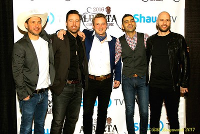 The Dungarees - Group of the Year - 2017 ACMA Awards 1041