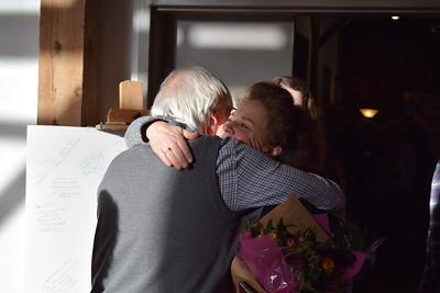 DSC_0257_Gundersen gets a hug from Cari Whalen