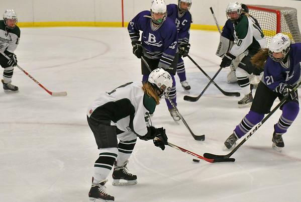 Girls Hockey Vs. Brattleboro 011118