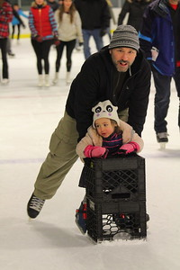 IMG_0111 jay Flaster of plymouth with daughter Julia,3,,her first time skating