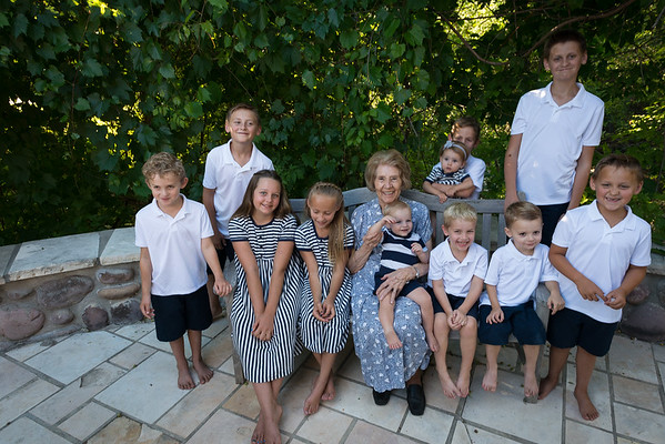 2018 July Clayton Family Photos