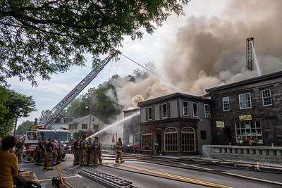 16 Fire Scene