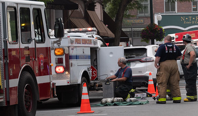 26 Bethel volunteer firefighters refill air tanks used by firefighters