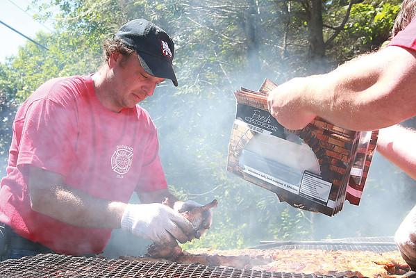 Barnard Barbecue/Flea Market 071218